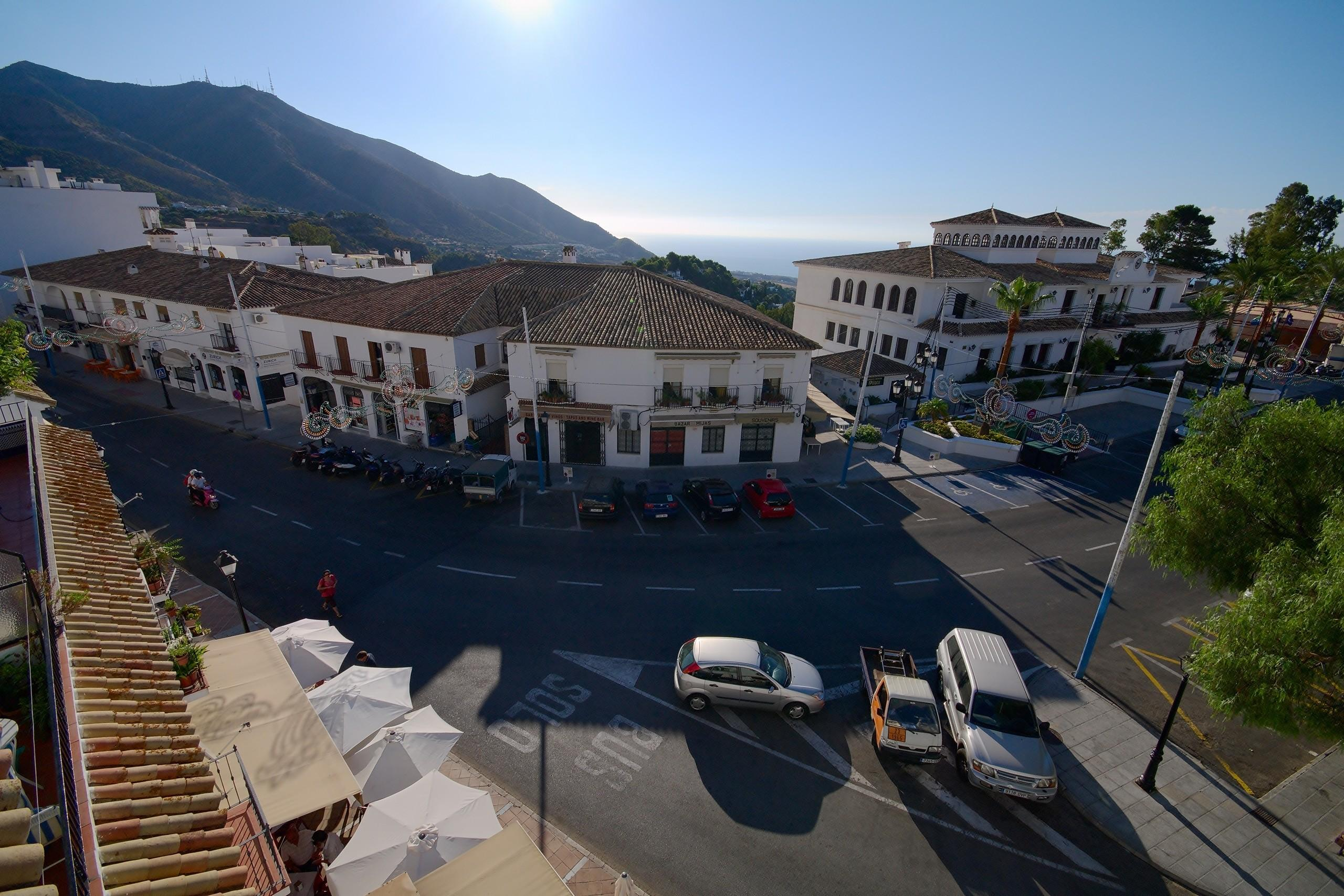 Mijas Main Street