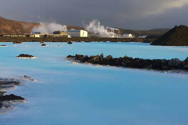 Blue Lagoon Buildings