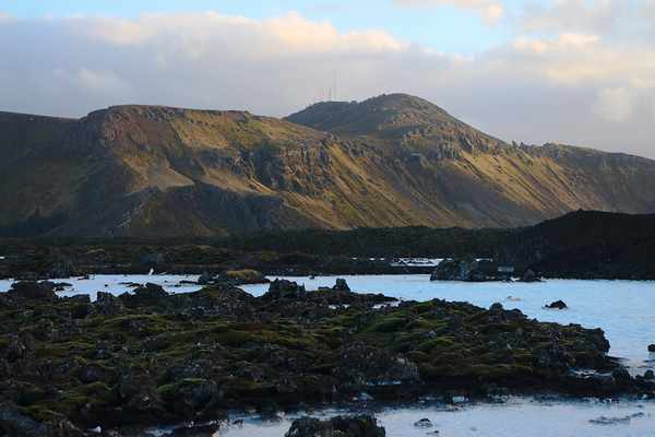 Svartsengi Mountains