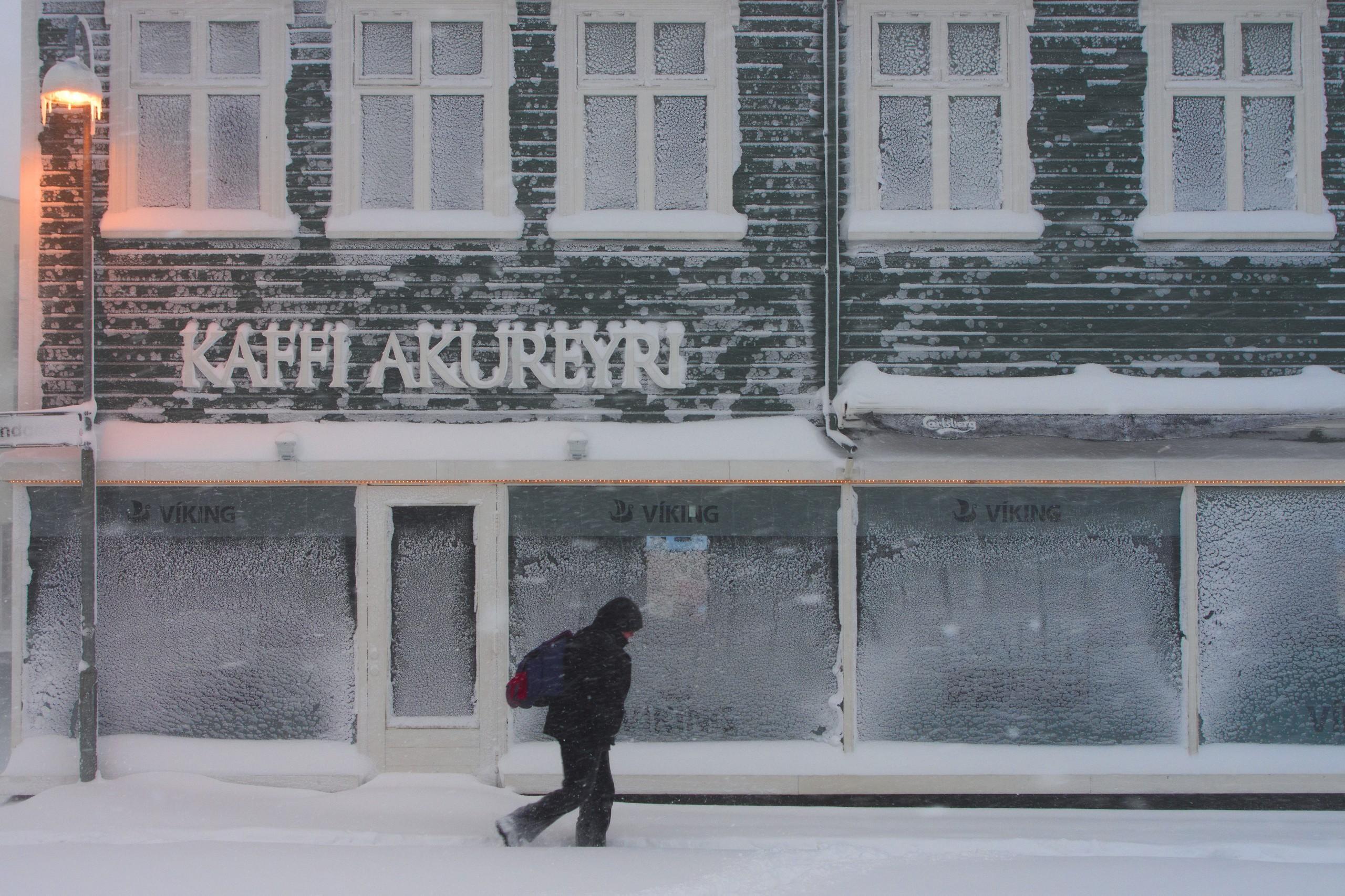 Kaffi Akureyri