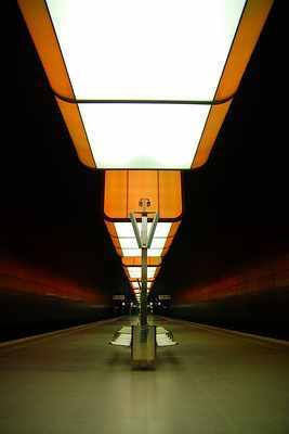 Overhanging Lights